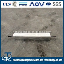 best selling sacrificial aluminum alloy anode for hull
