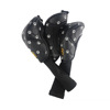 Black color FW/ Fairway Woods golf headcovers