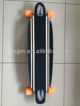 36 inch 6 layer chinese northeast maple with 1 layer bamboo longboard flowboard skateboard