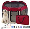Folding water-resistant play pen, pet playpen, dog playpen