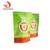 Custom All Size Cookie Packaging Bag Liquid Stand Up Plastic Pouch With Zipper
