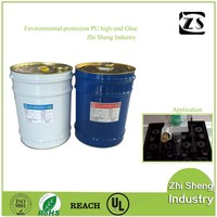 bonding and surface coating surgical adhesive glue