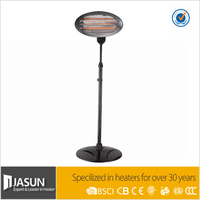 1.5M 2000W CE GS EMC IP4 infrared patio heater