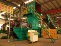 FDY Hydraulic full automatic compress baling machine , baler ,package and compressing machine