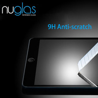 Nuglas High Clear 9H Scratch Resistant Tempered Glass Film Screen Protector for iPad Mini 4