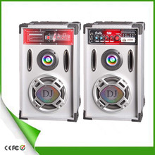 LOWIN 6.5 inch woofer power bass speakers with hifi music