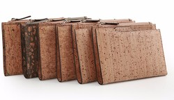 Unique Natural Men Wallet & Purse ,Eco-friendly Made From Oak Bark