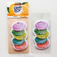 Promotional Gifts little tree 3d Car Air Freshener Card