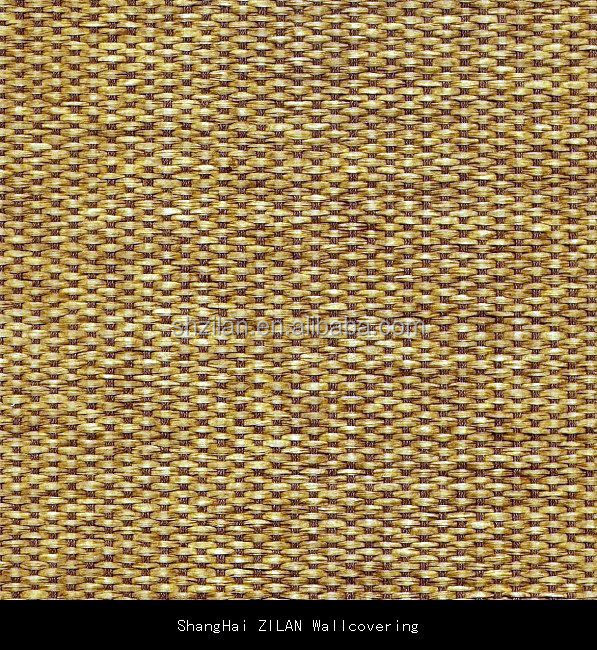 China design natural paper rope Wallpaper/wallcovering