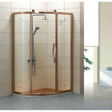 Alibaba china factory price tempered glass shower wall panels