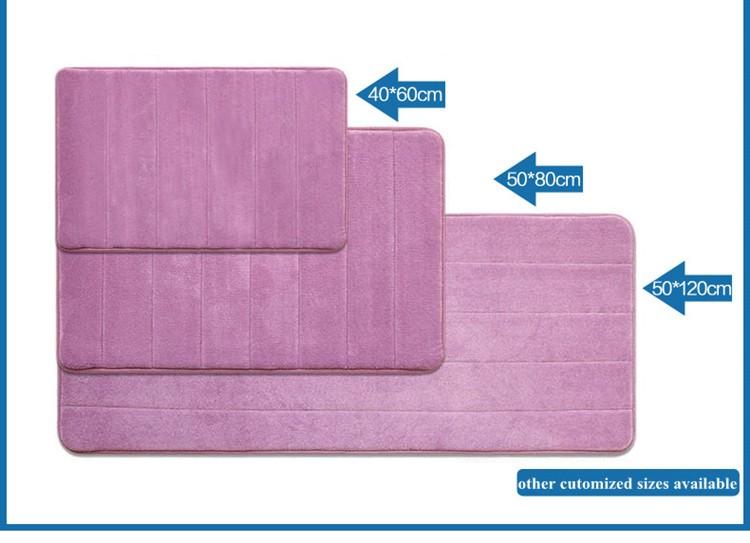 memory foam living room floor bath mat buy floor mat