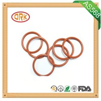 China supplied Red NBR excerllent Elongation rubber o seal ring
