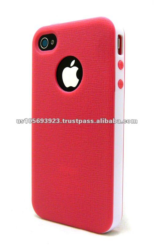 TPU+PC two-tone combo case for iphone 5 with factory price