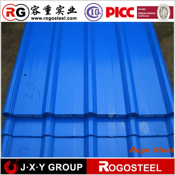 long span color coated hot price corrugated roofing sheet