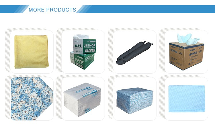 Promotional cheap absorbent oil pads