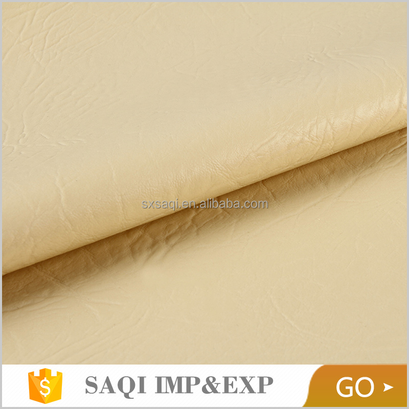Latest designs Comfortable Fashion For sofa synthetic leather substrate