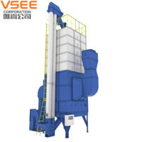 VSEE-JIUYANG Agricultural machine, farm equipments, wheat seed corn paddy maize rice grain dryer for sale