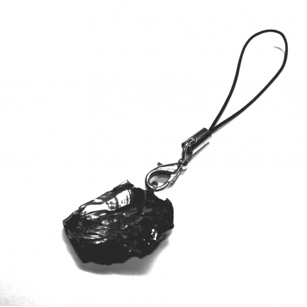 "Shungite Cell Phone Keychain ""Elite"""