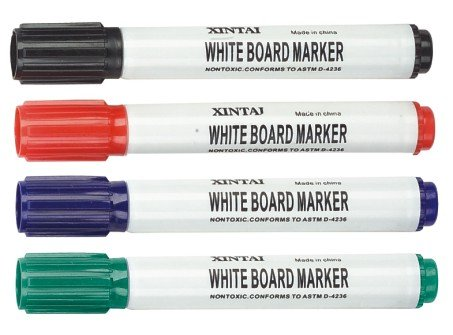 erasable ink marker