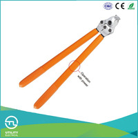 UTL New Launched Products Orange Long Nose Cutting Pliers,Electric Cable Wire Cutter