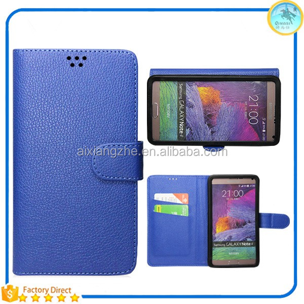 China Factory Mobile Phone Silicone Flip Bookstyle Leather Wallet Bag Back Cover Case Shell for Nokia Lumia 625 Back Cover