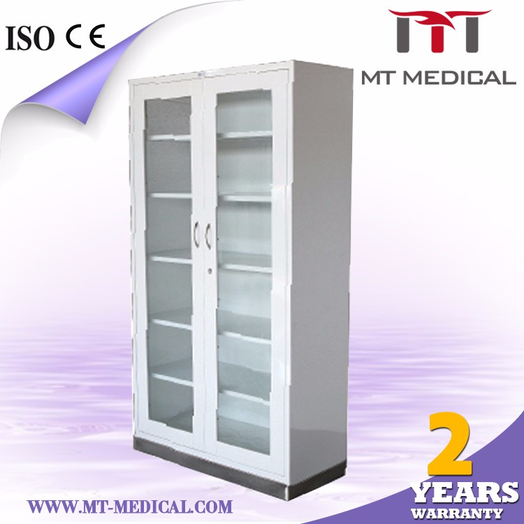 ABCF MC-9 Used Dental Stainless Steel Instrument Storage Cabinet For Dental Clinic