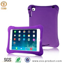 EVA ultra light weight kids shockproof hard case cover for ipad mini 4