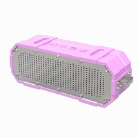 Hand Free Function Powerful USB Fash Drive Bluetooth Speaker with AM Fm Radio
