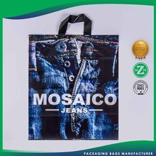 On Promotion Super Quality Custom Print Grocery Plastic Shopping Bag For Jwellery