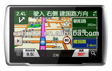 5 inch GPS Navigation for Car with CE/FCC/RoHS certificate