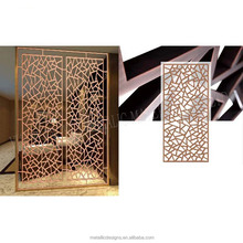 home depot metal wall curtain dubai room divider screen