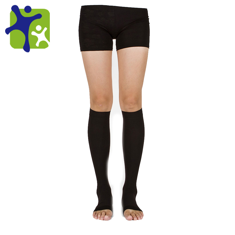 Medical Graduated 20-30mmhg compression socks,unisex stockings compression socks