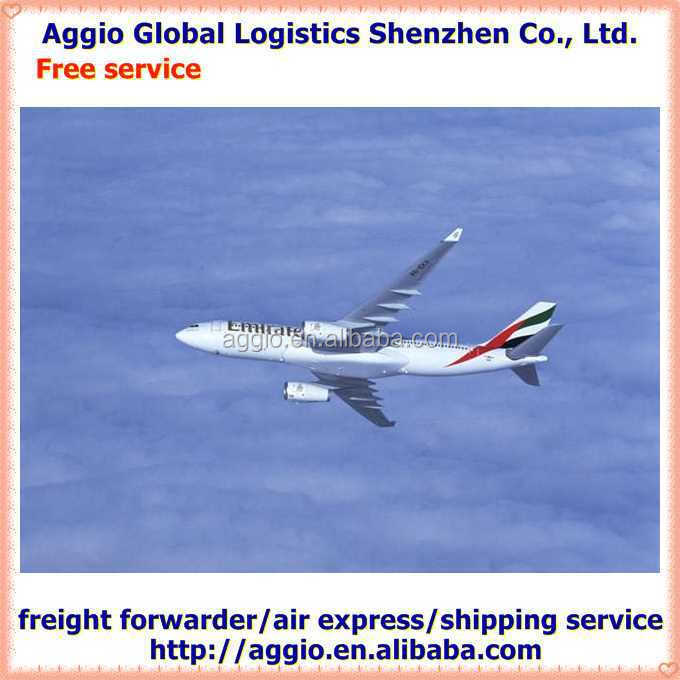 chinese air freight forwarder service for furniture mebel