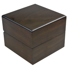 2016 single big size solid wood watch box for sale,custom wooden watch box manufacturer