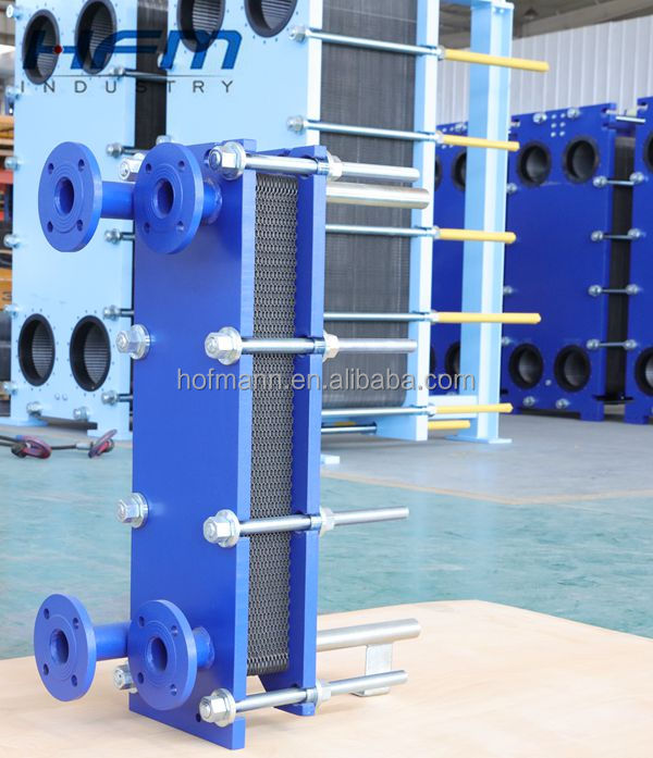 Reliable and Cheap gas to water plate heat exchanger With Good Water Cooling