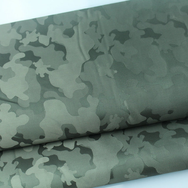 Cheap price bulk wholesale 210D waterproof woven camouflage PU fabric
