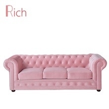 WholeSale <strong>Furniture</strong> Factory Direct Velvet Cheterfield Sofa Living Room Couch <strong>Furniture</strong>