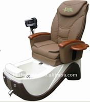 2015 hot selling and durable S135 pedicure foot spa massage chair