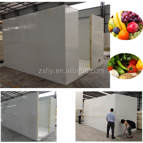 Vegetables cold storage room with 0~8 degrees