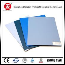 Hot selling compact laminate hpl exterior wall claddding panels with low price