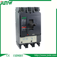Adjustable 3 pole /4 pole MCCB 25A/63A/100A/160A/250A/400A/630A/800A/1000A/1250A/1600A NS /NSX Circuit Breaker