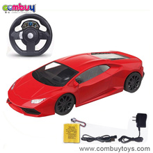 New design 1:16 children toys steering wheel electric remote control cars for adults