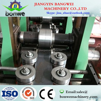 C U W Channel T Bar Angle Omega C U Z W Purlin Roll Forming Machine