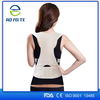 2016 New Product Heated Back Brace Posture Correction Shoulder Support Spine Support Brace Bad Posture Back Braces Lumbar