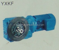 KA series Bevel Helical Solid Output Shaft Gearbox Gear Speed Reducer