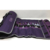 purple tool belt hair stylist salon cutting roller tools bag with roller