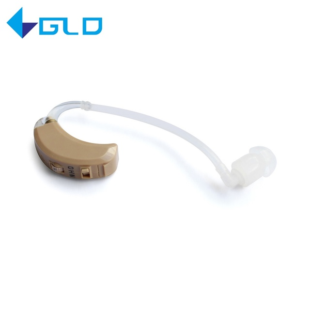 Best price bte hearing aid with tubes accessories