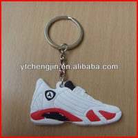 basketball shoes jordan keychain