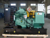 Hot sales used diesel generator 50 kva with ISO9001