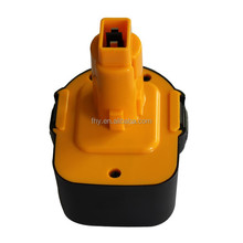 Wholesale NI-CD Power Tool Battery for Dewalt 12V 3000mAh used for 152250-27